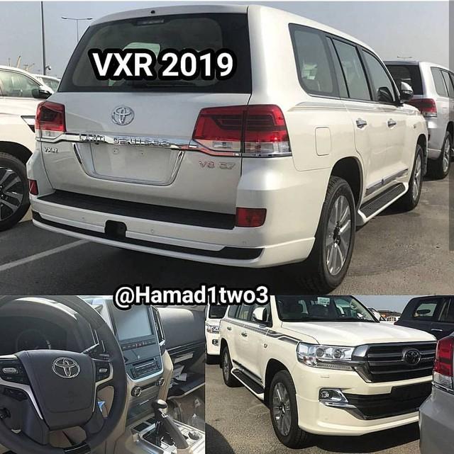 Toyota Land Cruiser và Lexus LX570 2019 lộ thêm ảnh từ trong ra ngoài - Ảnh 3.