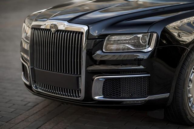 Những mẫu xe đặc sắc nhất cùng sân chơi với Rolls-Royce nước Nga - Ảnh 5.
