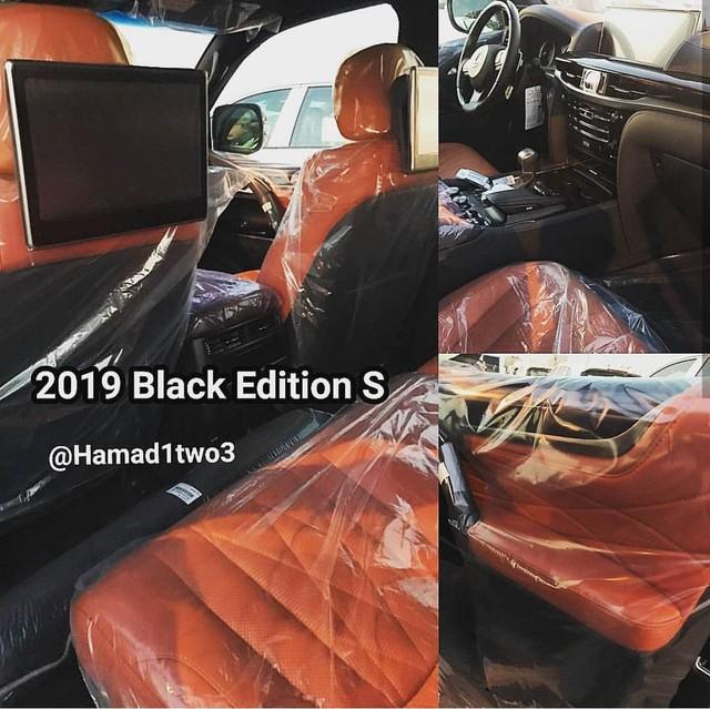 Toyota Land Cruiser và Lexus LX570 2019 lộ thêm ảnh từ trong ra ngoài - Ảnh 10.