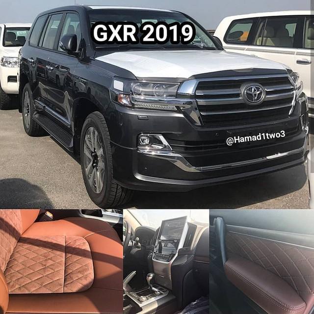 Toyota Land Cruiser và Lexus LX570 2019 lộ thêm ảnh từ trong ra ngoài - Ảnh 5.