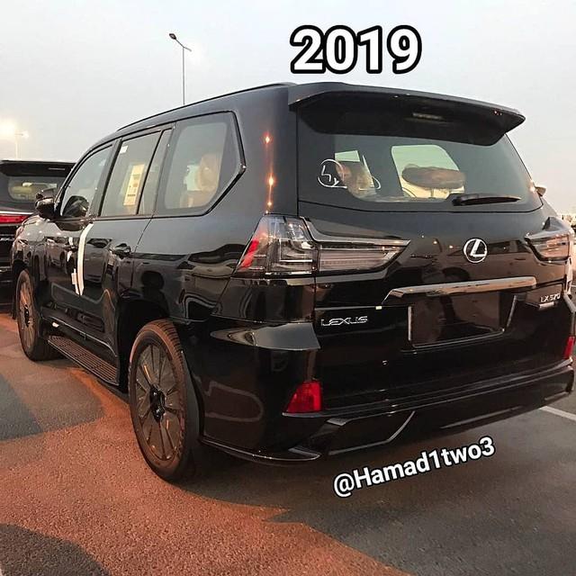 Toyota Land Cruiser và Lexus LX570 2019 lộ thêm ảnh từ trong ra ngoài - Ảnh 8.
