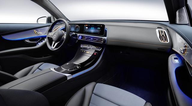Mercedes-Benz ra mắt SUV điện đầu tiên EQC, chính thức khai chiến với Tesla - Ảnh 7.