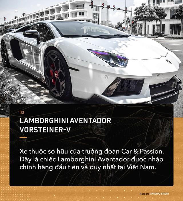 Những mẫu Lamborghini Aventador độc nhất Việt Nam  - Ảnh 3.