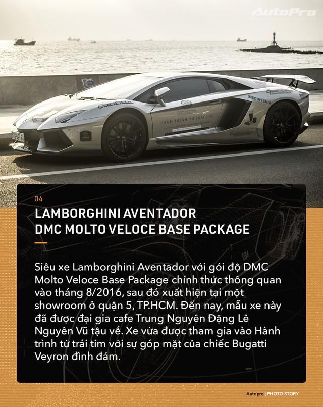 Những mẫu Lamborghini Aventador độc nhất Việt Nam  - Ảnh 4.