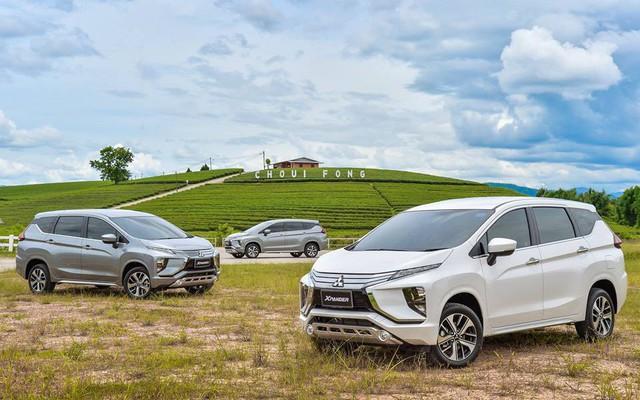 Mitsubishi Xpander chính thức chốt giá cao nhất 620 triệu đồng - Tham vọng đánh chiếm mọi phân khúc - Ảnh 1.