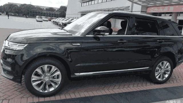 Zotye T900: Bản sao Range Rover Sport có giá chỉ ngang Hyundai Tucson