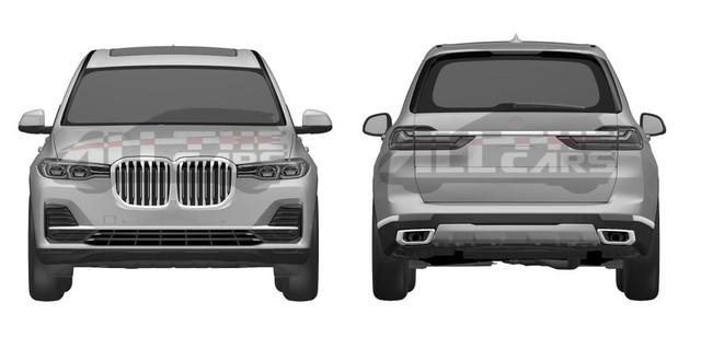 BMW chốt lịch ra mắt SUV chủ lực X7 trong tháng tới - Ảnh 3.