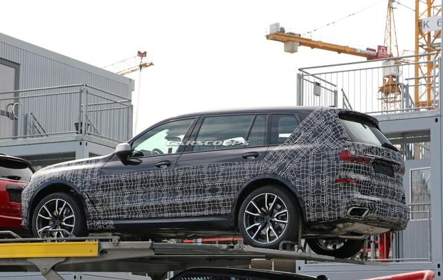 BMW chốt lịch ra mắt SUV chủ lực X7 trong tháng tới - Ảnh 2.