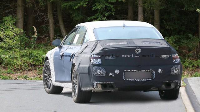 Xe sang Hàn Quốc Genesis G80 2020 thăm dò 3 ông lớn xe sang nước Đức - Ảnh 4.
