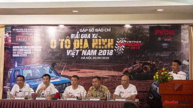 Đánh dấu 10 năm tuổi, VOC 2018 có bất ngờ cho các tay đua offroad Việt - Ảnh 1.
