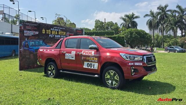 Đánh dấu 10 năm tuổi, VOC 2018 có bất ngờ cho các tay đua offroad Việt - Ảnh 2.