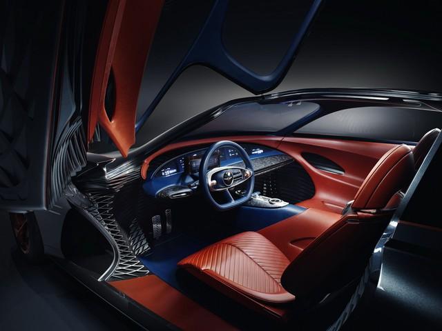 Concept đẹp mỹ mãn Genesis Essentia được bật đèn xanh - Ảnh 3.