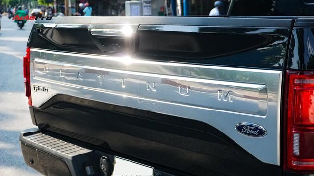 Siêu bán tải Ford F-150 Platinum - Hàng hiếm tiền tỷ trên thị trường xe cũ Việt Nam - Ảnh 6.