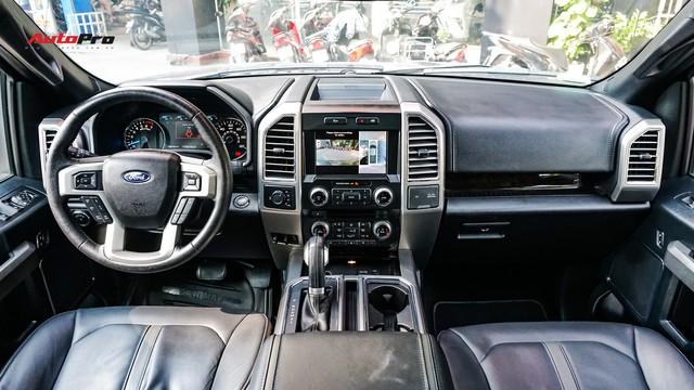 Siêu bán tải Ford F-150 Platinum - Hàng hiếm tiền tỷ trên thị trường xe cũ Việt Nam - Ảnh 8.