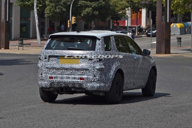 Land Rover Discovery Sport 2020 là đây - Ảnh 2.