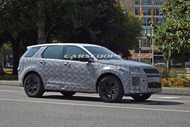 Land Rover Discovery Sport 2020 là đây - Ảnh 1.