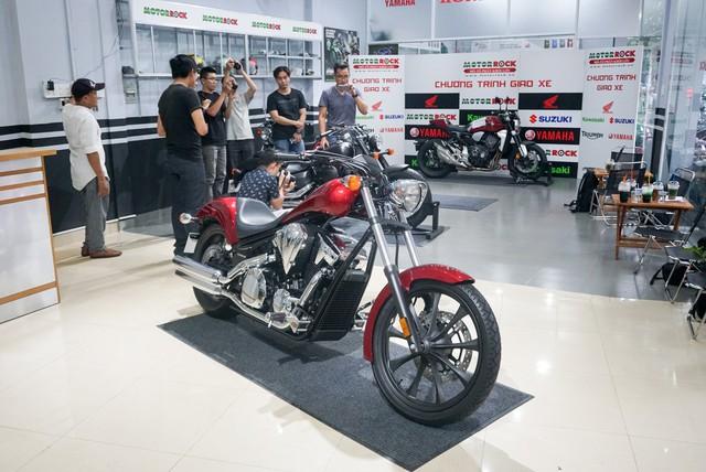 Thêm 2 mẫu xe phân khối lớn của Honda xuất hiện tại Việt Nam - Ảnh 2.