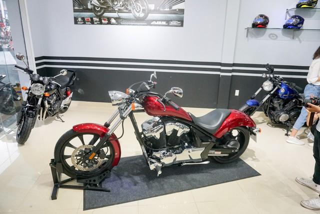 Thêm 2 mẫu xe phân khối lớn của Honda xuất hiện tại Việt Nam - Ảnh 3.