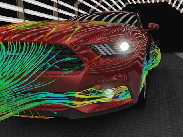 Kỹ sư Ford muốn tháo gương chiếu hậu ô tô để tiết kiệm nhiên liệu - Ảnh 3.