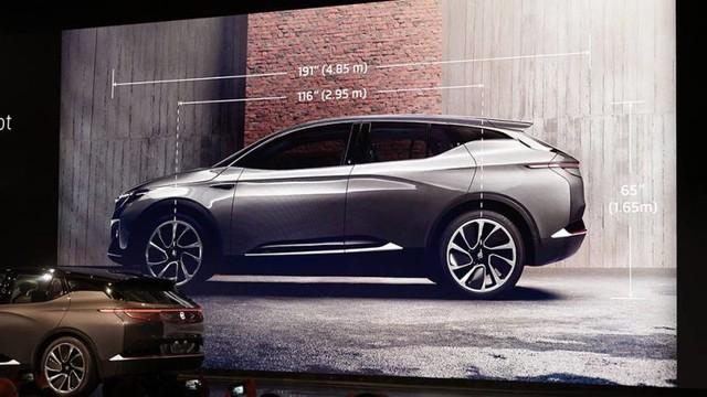 Byton Concept - xe điện Trung Quốc có màn hình giải trí lớn nhất thế giới - Ảnh 2.