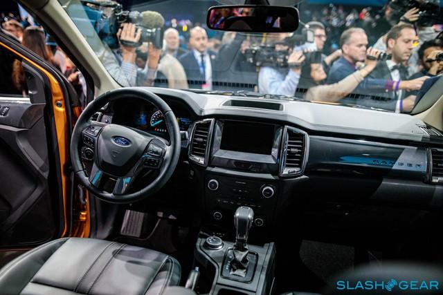 Cận cảnh chiếc Ford Ranger 2019 động cơ EcoBoost tại Detroit - Ảnh 4.
