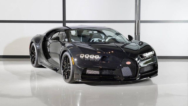 Đại gia Mỹ đổi bitcoin lấy Bugatti Chiron và Pagani Huayra - Ảnh 1.
