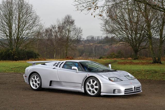 Không phải Veyron hay Chiron, EB110 SS mới là chiếc Bugatti tuyệt vời nhất - Ảnh 1.