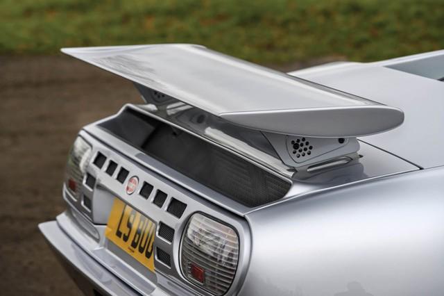 Không phải Veyron hay Chiron, EB110 SS mới là chiếc Bugatti tuyệt vời nhất - Ảnh 4.