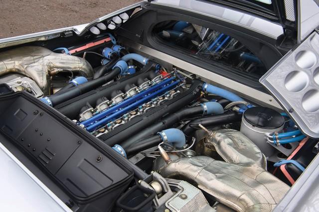 Không phải Veyron hay Chiron, EB110 SS mới là chiếc Bugatti tuyệt vời nhất - Ảnh 3.