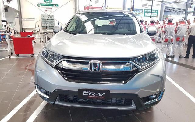 Nhiều khách Việt hủy đặt cọc Honda CR-V do giá cao hơn dự kiến - Ảnh 1.