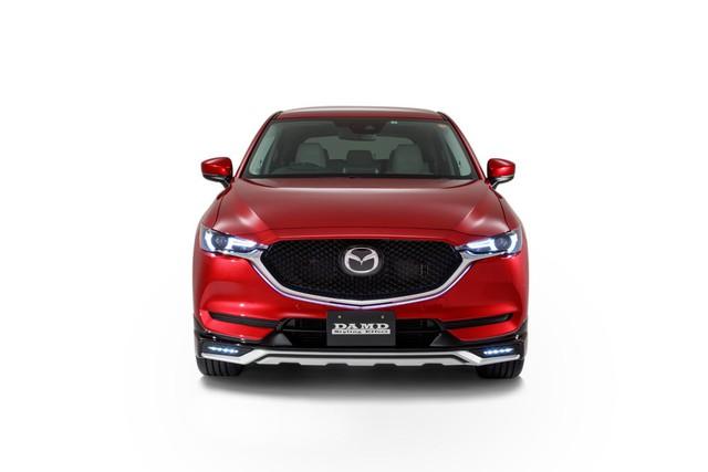 Mazda CX-5 độ bodykit sang chảnh hơn - Ảnh 1.