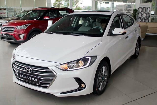 Đầu năm 2018, nhiều xe Hyundai, Mazda lắp ráp khan hàng - Ảnh 1.