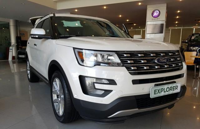 Thực hư chuyện Ford Ranger giảm giá tháng 1/2018 - Ảnh 1.