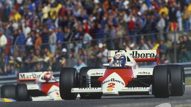 Những xe đua F1 thành công nhất mọi thời đại