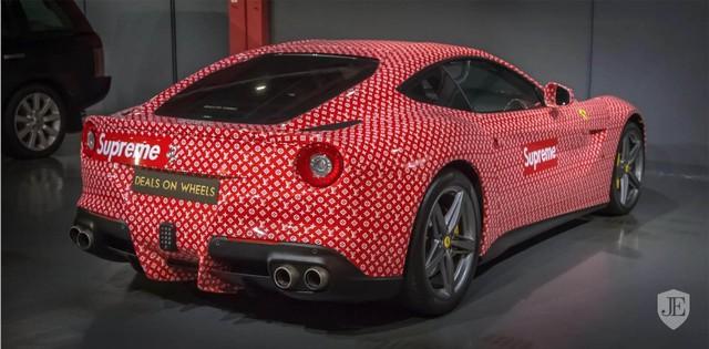 Thiếu gia 15 tuổi rao bán Ferrari khoác áo Louis Vuitton - Ảnh 2.