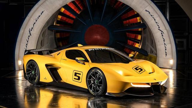 10 xe thể thao đình đám đưa F1 ra đời sống - Ảnh 8.
