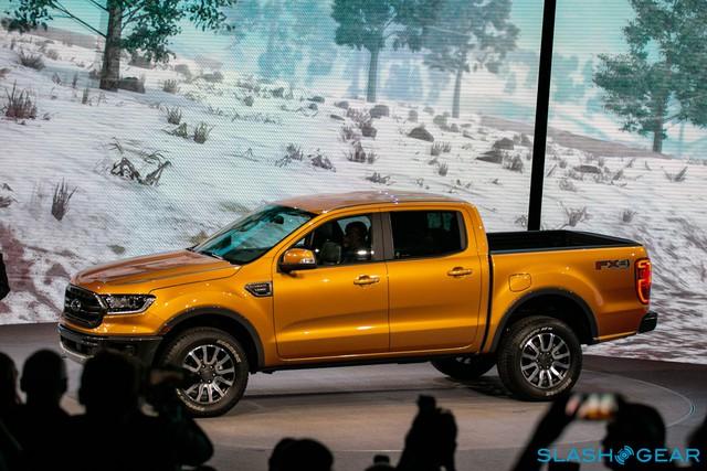 Cận cảnh chiếc Ford Ranger 2019 động cơ EcoBoost tại Detroit - Ảnh 5.