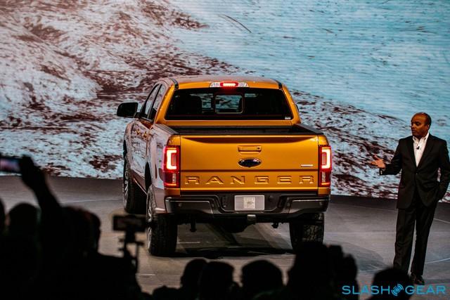 Cận cảnh chiếc Ford Ranger 2019 động cơ EcoBoost tại Detroit - Ảnh 3.