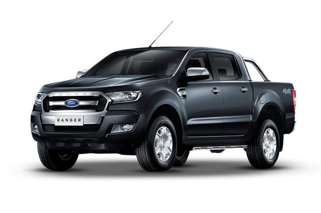 Ford Ranger 2018 bất ngờ lộ diện tại Thái Lan, sắp về Việt Nam - Ảnh 2.