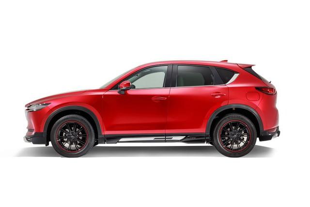 Mazda CX-5 độ bodykit sang chảnh hơn - Ảnh 2.