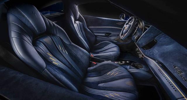 Ferrari 488 Spider độ nội thất: Khi siêu xe trở nên siêu sang - Ảnh 2.