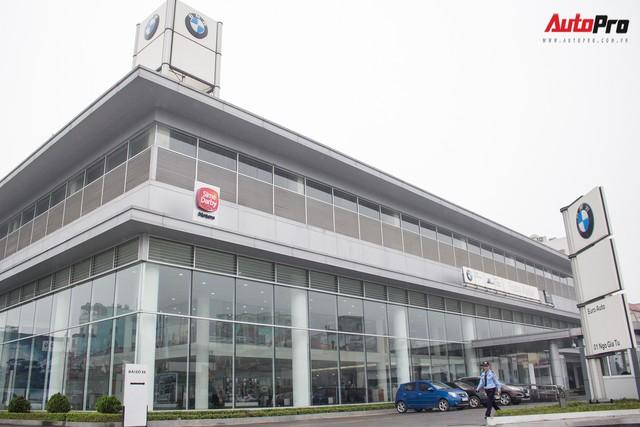 THACO chỉ tiếp quản một showroom BMW của Euro Auto tại Hà Nội? - Ảnh 10.