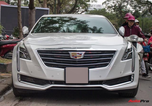 Sedan hạng sang Cadillac CT6 Premium Luxury đầu tiên xuất hiện tại Hà Nội - Ảnh 2.