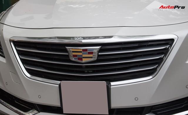 Sedan hạng sang Cadillac CT6 Premium Luxury đầu tiên xuất hiện tại Hà Nội - Ảnh 14.