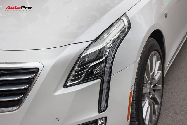 Sedan hạng sang Cadillac CT6 Premium Luxury đầu tiên xuất hiện tại Hà Nội - Ảnh 12.