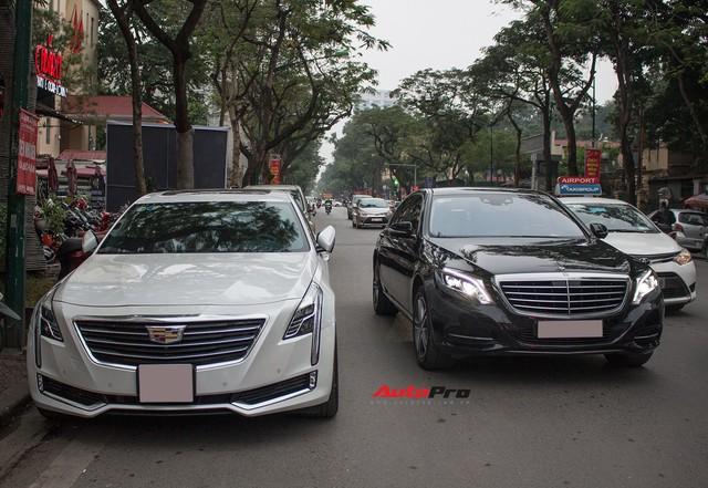 Sedan hạng sang Cadillac CT6 Premium Luxury đầu tiên xuất hiện tại Hà Nội - Ảnh 16.