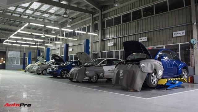 Quyết chiến thị phần, Volkswagen mở đại lý 4S lớn nhất tại Việt Nam - Ảnh 2.