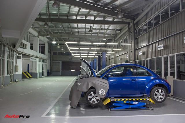 Quyết chiến thị phần, Volkswagen mở đại lý 4S lớn nhất tại Việt Nam - Ảnh 3.
