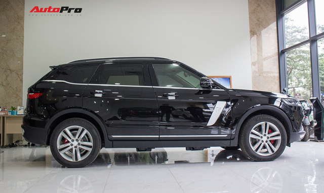 Zotye Z8 2.0 Turbo - SUV 5 chỗ Trung Quốc giá bằng một nửa Honda CR-V 2018 - Ảnh 2.