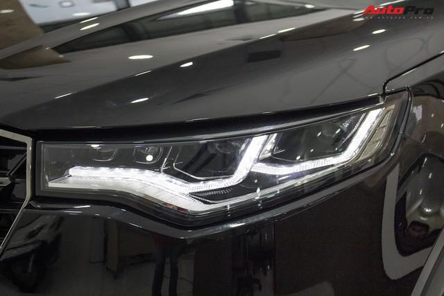 Zotye Z8 2.0 Turbo - SUV 5 chỗ Trung Quốc giá bằng một nửa Honda CR-V 2018 - Ảnh 6.